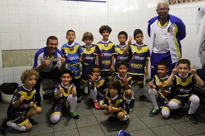 O time sub-7 da Prefeitura de Itupeva enfrenta nesta segunda-feira (13)  mais um desafio na primeira fase da 12ª Copinha de Futsal. O adversário é o  Clube ... 384bc45f84b40